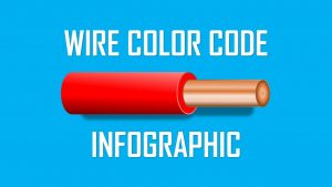 wire color code infographic